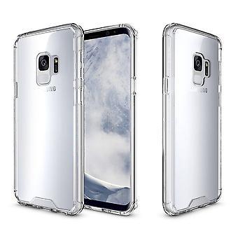 Samsung Galaxy S9 - Skal / Skydd / Transparent