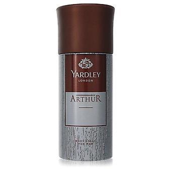 Yardley arthur body spray by yardley london 554944 151 ml