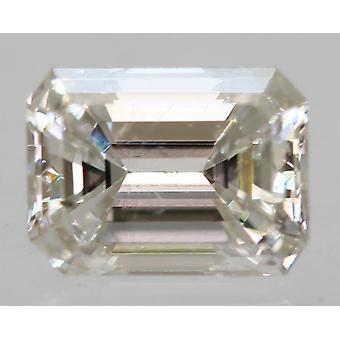 معتمد 0.23 قيراط F VS1 الزمرد تعزيز الماس الطبيعي فضفاضة 4.08x3mm 2EX