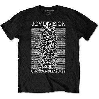 Joy division unissex tee: prazeres desconhecidos em