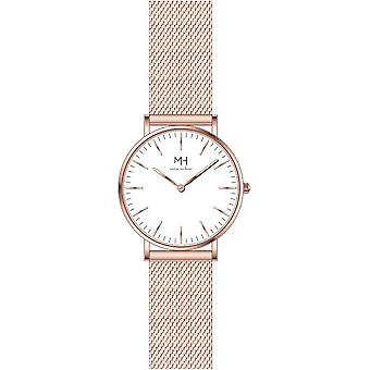 Marco Milano Rose Gold Stainless Steel MH99118L1 Women's Watch