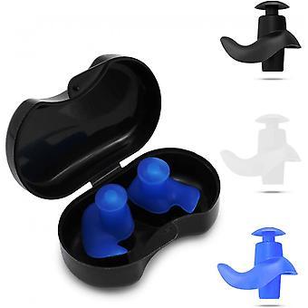 Comfortabele siliconen waterdichte oordoppen