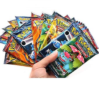 9pcs Pokemon Cards Gx Tag Team Vmax Ex Mega Energy Shining Game Battle Carte Trading Collection Cards Toys Children Gifts