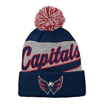 Copii NHL pălărie de iarnă - TAILSWEEP Washington Capitals