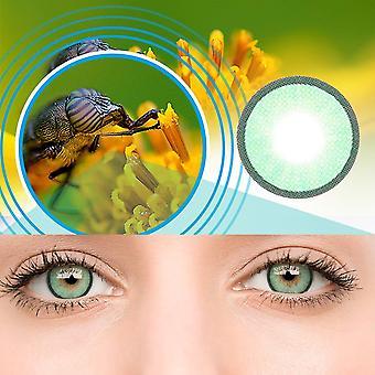 2kpl / aseta Big Eye Suurenna silmät Meikki Kosmeettinen Iso silmä värillinen piilolinssit