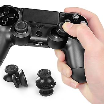 100pcs Noir 3D Analogique Joystick Stick Module Pour Playstation Contrôleur