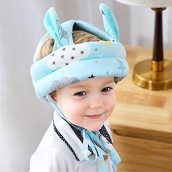 Toddler Baby Safety Helmet Crash Pad Hat