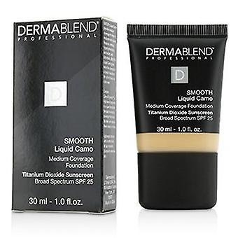 Dermablend Smooth Liquid camo Foundation SPF 25 (cobertura média)-natural (25N)-30ml/1oz