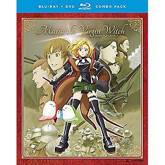Maria the Virgin Witch: The Complete Series [Blu-ray] USA import