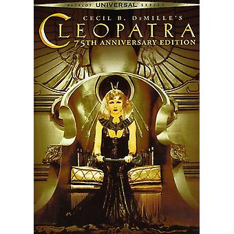 Cleopatra [DVD] USA importerer