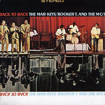 Mar-Keys/Booker T. & the M.G.' - Back to Back [CD] USA import