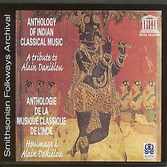 Anthologie de la musique classique indienne: hommage à Al - anthologie de la musique classique indienne: Tribute to import USA Al [CD]