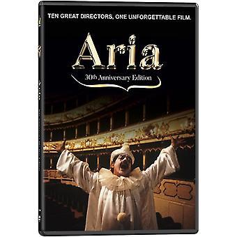 Aria: 30th Anniversary Edition [DVD] USA import