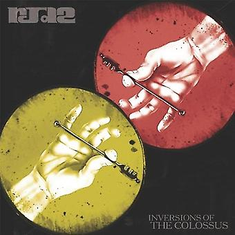 Rjd2 - Inversions of the Colossus [CD] USA import