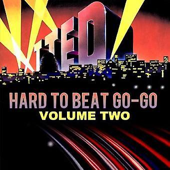 Duro a ritmo de Go-Go - Vol. 2-duro a ritmo de Go-Go [CD] USA importar