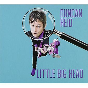 Duncan Reid - Little Big Head [CD] USA import
