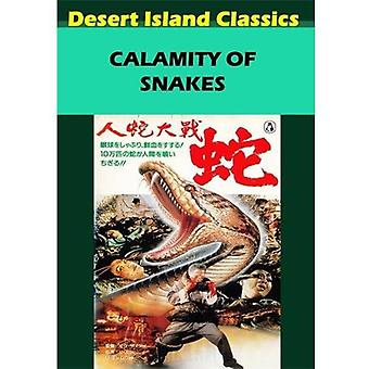 Calamity of Snakes [DVD] USA import
