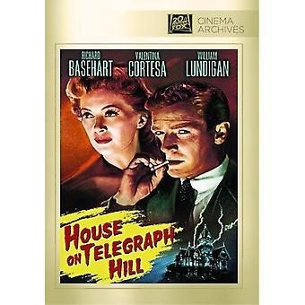 Huis op Telegraph Hill [DVD] USA import