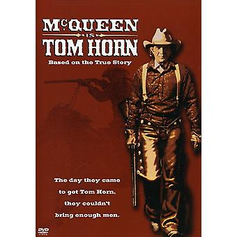 Tom Horn [DVD] USA import