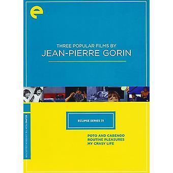 Eclipse-31-3 Filme Jean-Pierre [DVD] USA import