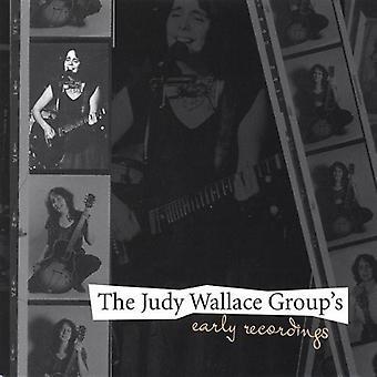 Judy Wallace gruppe - tidlige innspillinger [DVD] USA import