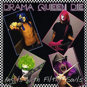 Drama Queen Die - Angels skitten sjeler [DVD] USA import