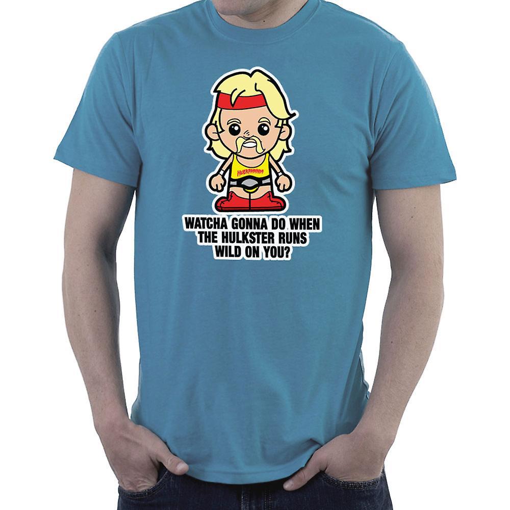 Lil hulk im always angry men 39 s t shirt fruugo for Hulk fishing shirts