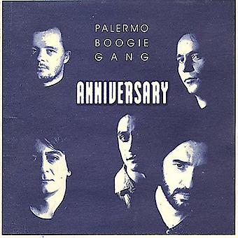 Palermo Boogie Gang - årsjubileum [CD] USA import