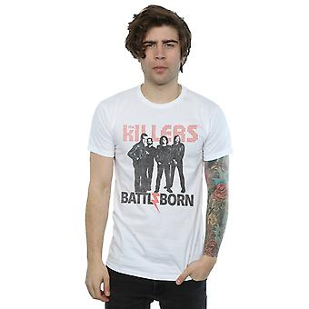The Killers Men's Battle Born T-Shirt