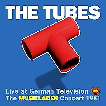 Tubes - Tubes-Live at German Television: The M [CD] USA import