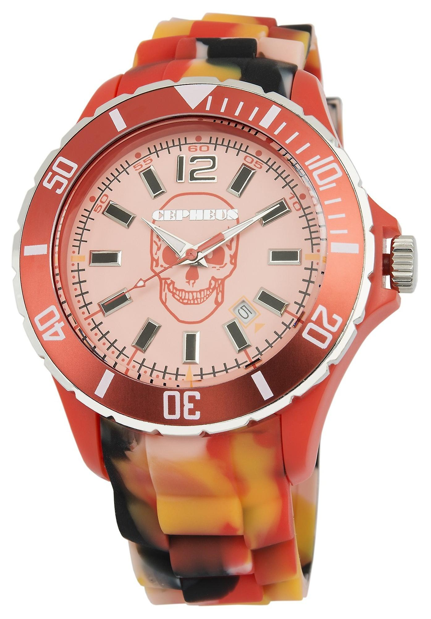 CEPHEUS Unisex watch analogue CPX01-094 Army