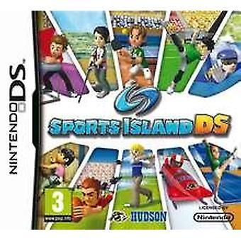 Sports Island (Nintendo DS)-fabriks forseglet