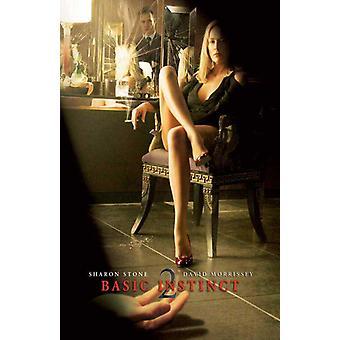 Locandina del film Basic Instinct 2 (11 x 17)