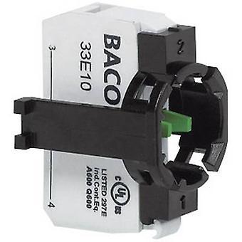 BACO 331ER10 Contact 1 maker momentary 600 V 1 pc(s)
