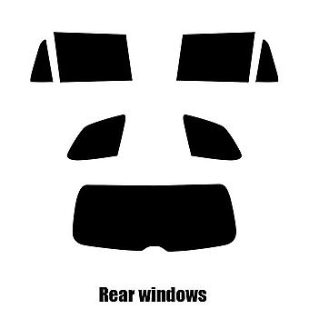 Pre cut ikkunasävy - VW Jetta Estate - 2008-2014 - takaikkunat