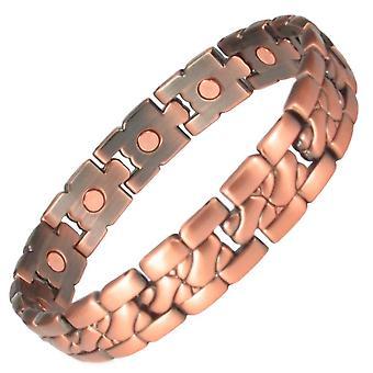 MPS® APSILON Copper Rich Magnetic Bracelet + Free Links Removal Tool