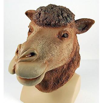 Kamel gummi Overhead maske.