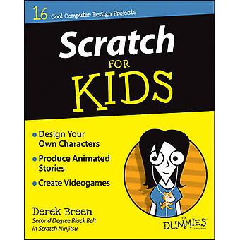 Scratch für Kinder für Dummies von Derek Breen - 9781119014874 Buch