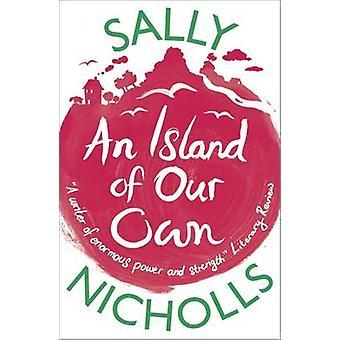 En ö av vår egen av Sally Nicholls - 9781407124339 bok