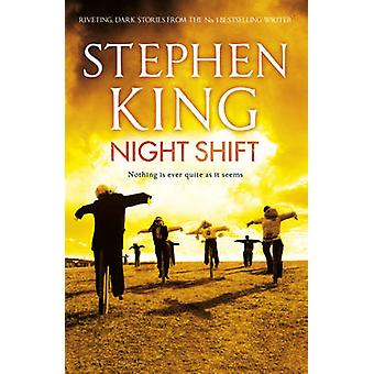 Night Shift by Stephen King - 9781444723199 Book