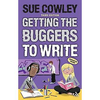 Obtenir les bougres d'écrire (3e édition révisée) par Sue Cowley - 97