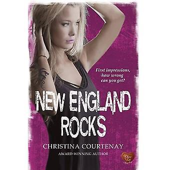 New England Rocks by Christina Courtenay - 9781781890301 Book