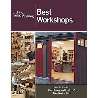 Beste Workshops door - fijne houtbewerking--9781621130093 boek