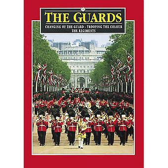 Die Garde - Changing of the Guard Trooping - die Farbe der Regimenter-