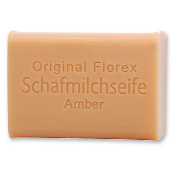 Florex sheep milk SOAP - amber - creamy SOAP with a seductive fragrance 100 g