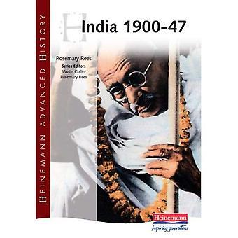 1900-76 de l'Inde (Heinamann avancée historique) (Heinemann avancée historique)