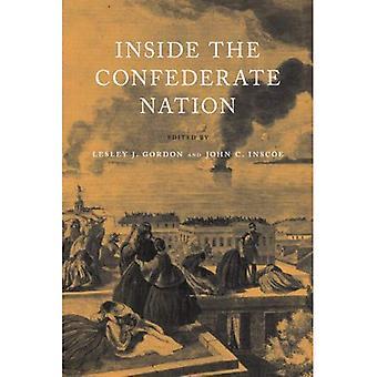 Dentro de la nación Confederada: ensayos en Honor de Emory M. Thomas (mundos contradictorios)