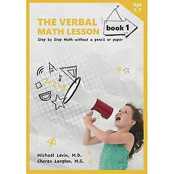 Lezione di matematica verbale