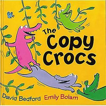 De kopie Crocs