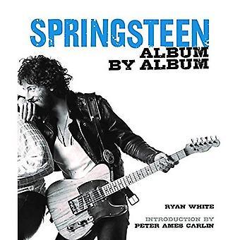 Springsteen: Album nach Album